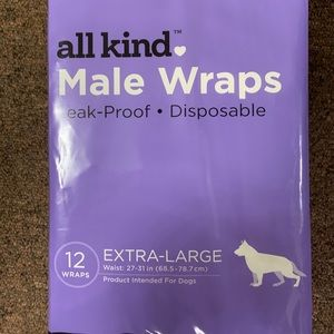 3 Pack Extra Large Dog Diapers